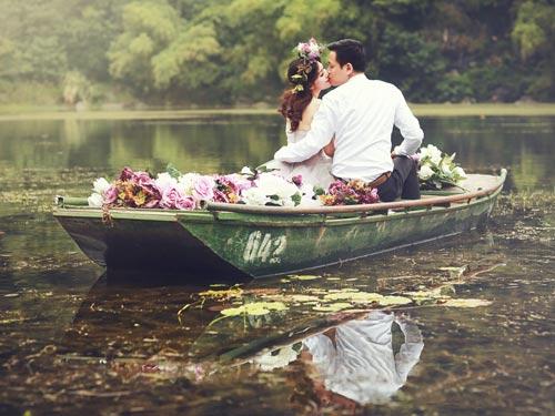 """Những địa điểm chụp ảnh cưới ở Quảng Bình """"đẹp rụng tim"""""""